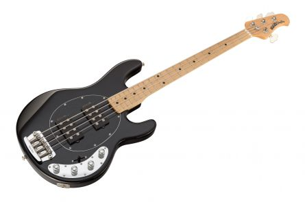 Music Man USA Stingray 4 HH BK - Black MN