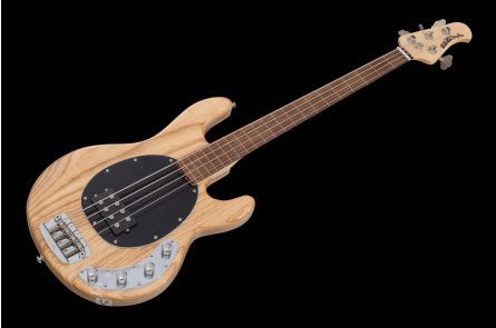 Music Man USA Stingray 4 Lined Fretless NT - Natural