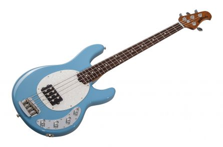 Music Man USA Stingray 4 Special CZ - Chopper Blue RW