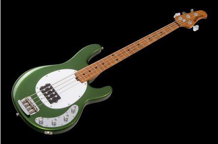 Music Man USA Stingray 4 Special EV - Charging Green MN