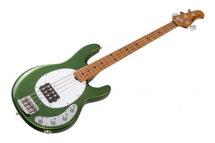 Music Man USA Stingray 4 Special EV - Charging Green MN