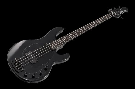 Music Man USA Stingray 4 SBK - Stealth Black