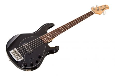 Music Man USA Stingray 5 BK - Black RW