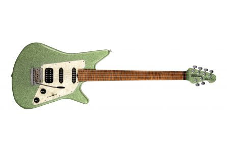 Music Man USA Albert Lee BFR Seafoam Sparkle - Limited Edition
