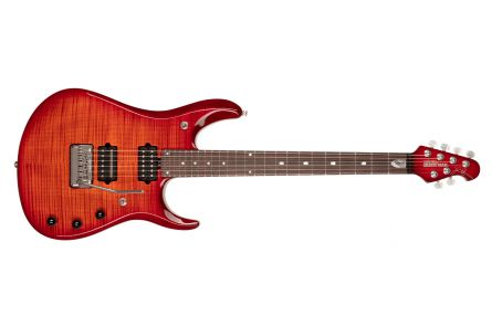 Music Man USA John Petrucci JP6 BFR FT DR - Dragon Blood Flame