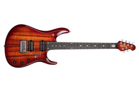 Music Man USA John Petrucci JP6 BFR KB - Koa Island Burst
