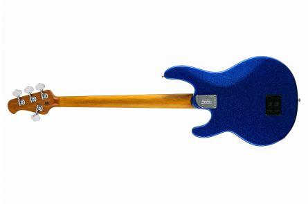 Music Man USA Stingray 4 Special BD - Tectonic Blue Sparkle
