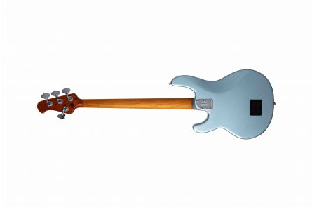 Music Man USA Stingray 4 Special ST - Firemist Silver