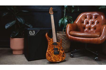 Music Man USA John Petrucci JP15 BFR Piledriver - Limited Edition