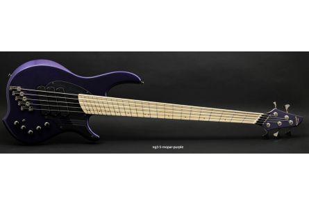 Dingwall NG3 Nolly Signature 5 PM - Purple Metallic Gloss MN