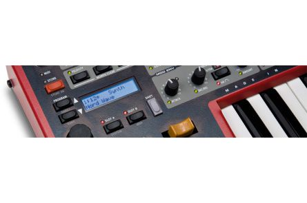 Clavia Nord Wave Synthesizer (Ver. 2.0)