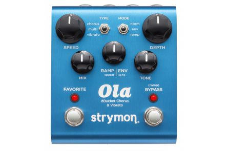 Strymon Ola - 1x opened box