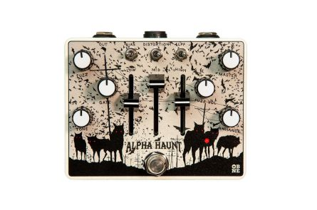 Old Blood Noise Endeavors Alpha Haunt Fuzz V2