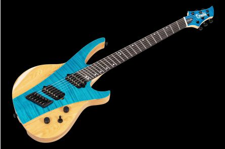 Ormsby Futura GTR6 (Run 10) Multiscale FM - Maya Blue Gloss