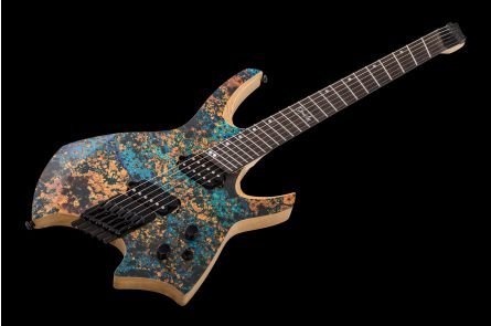 Ormsby Goliath GTR 6 (Run 4) Headless Mulitscale - Blue Copper