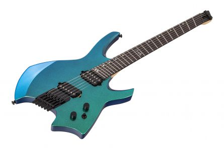 Ormsby Goliath GTR 6 (Run 4) Headless Mulitscale - Blue/Green Chameleon