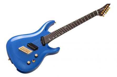 Ormsby SX Carved Top GTR6 (Run 8) Multiscale BMG - Blue Metallic Gloss
