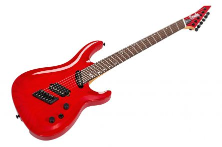 Ormsby SX Carved Top GTR6 (Run 10) Multiscale - Fire Red Candy Gloss
