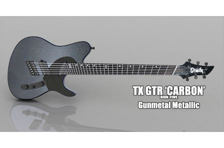Ormsby TX GTR6 (Run 5) Multiscale GM - Gunmetal Metallic