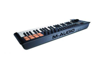M-Audio Oxygen 49IV USB Midi-Masterkeyboard