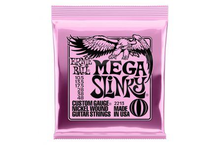 Ernie Ball 2213 Mega Slinky .0105 - .048