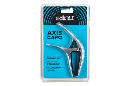 Ernie Ball 9601 Axis Capo - Silver