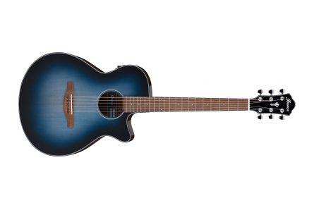 Ibanez AEG50 IBH - Indigo Blue Burst High Gloss