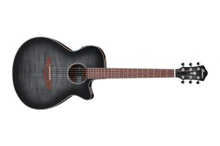 Ibanez AEG70 TCH - Transparent Charcoal Burst High Gloss