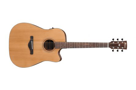 Ibanez AW65ECE LG Artwood - Natural Low Gloss