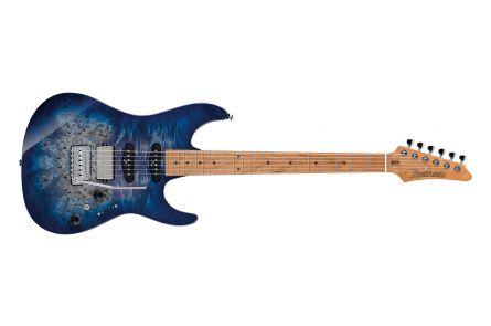 Ibanez AZ226PB CBB Premium - Cerulean Blue Burst