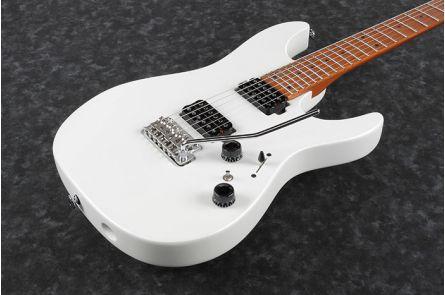 Ibanez AZ2402 PWF Prestige - Pearl White Flat