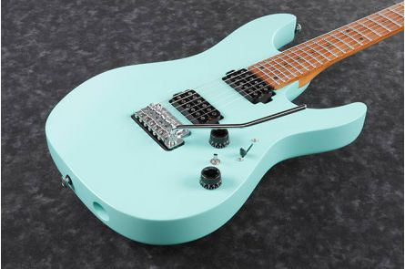 Ibanez AZ242 SFM Premium - Sea Foam Green Matte - b-stock