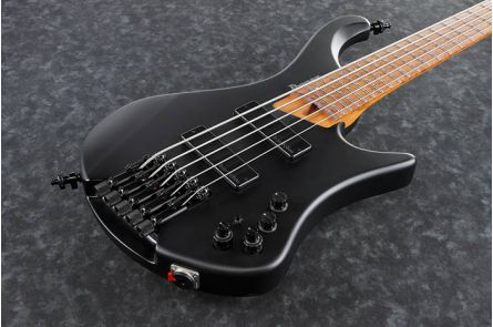 Ibanez EHB1005 BKF Bass Workshop - Black Flat