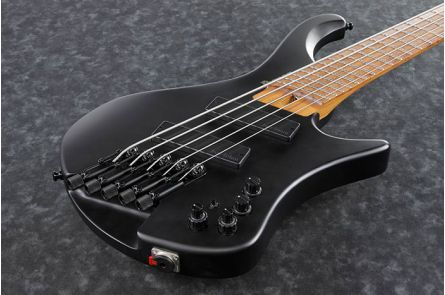 Ibanez EHB1005MS BKF Bass Workshop - Black Flat