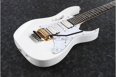 Ibanez JEM7VP WH Premium - White - Steve Vai Signature