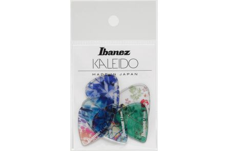 Ibanez PCP14H-C1 KALEIDO Guitar Pick - 1.00mm - 6 Pack