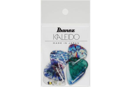 Ibanez PCP14MH-C1 KALEIDO Guitar Pick - 0.88mm - 6 Pack