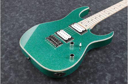Ibanez RG421MSP TSP - Turquoise Sparkle - b-stock