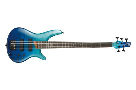 Ibanez SR875 BRG - Blue Reef Gradation