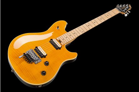 Peavey Wolfgang USA Standard Deluxe FR - Transparent Amber