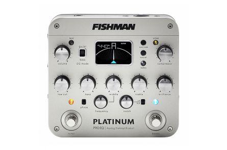Fishman Platinum Pro EQ Preamp