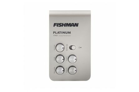 Fishman Platinum Stage Preamp - b-stock (1x opened box)