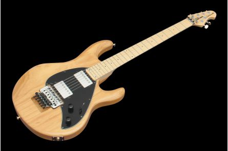 Music Man USA Silhouette HH FR NT - Natural MN Limited Edition