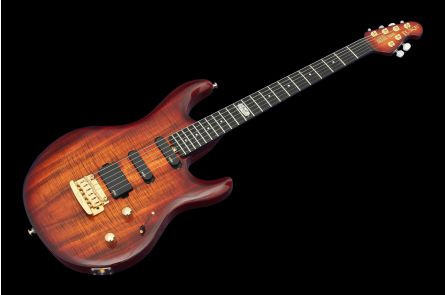 Music Man USA Luke BFR KB - Koa Island Burst
