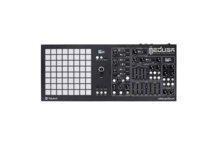 Polyend & Dreadbox MEDUSA Black Limited Edition