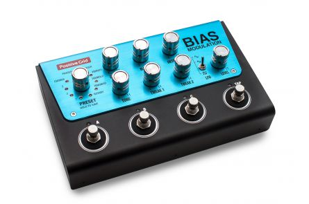 Positive Grid BIAS Modulation Pro