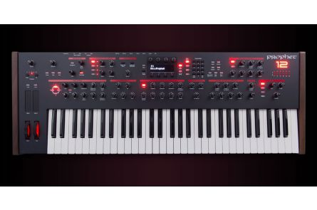 Dave Smith Instruments Prophet 12 Keyboard - demo
