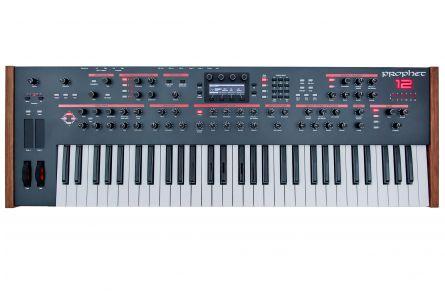Dave Smith Instruments Prophet 12 Keyboard - demo