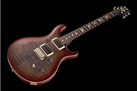 PRS USA CE 24 Satin Nitro Limited Edition Europe GZ - Faded Grey Cherryburst
