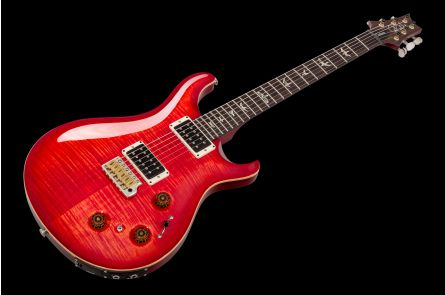 PRS USA Custom 22 Piezo (P22) Trem BO - Blood Orange